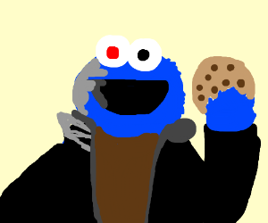 cookie monster terminator