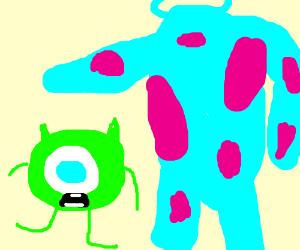The 2 Guys from Monster AG.