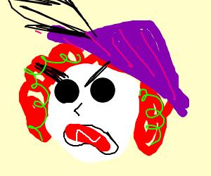Scary Pimp Clown