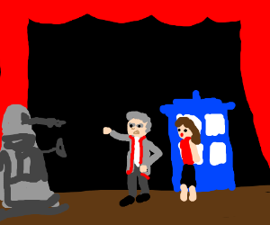 Doctor Who, stage play version