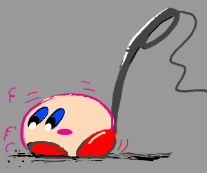 Kirby sucks.