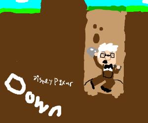 "Disney Pixar's ""Down"""
