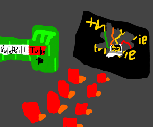Bullet Bill has new hit Movie