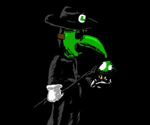 Plague Doctor Luigi