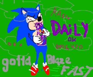 Sonic Smoke Weed  Everyday