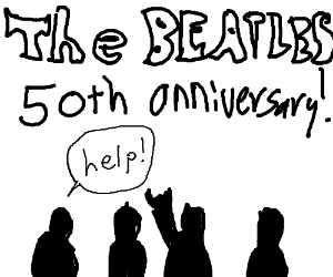 """The 50th Anniversary of The Beatles' """"Help"""""""