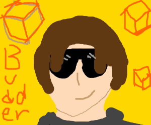 Rad 90's dude named budder talks about cubes