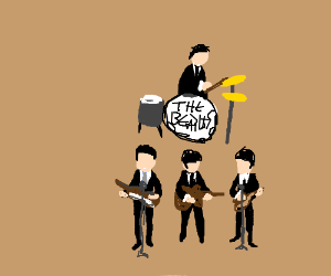 The Beatles are trapped in 50th anniversary