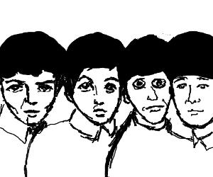 Immensely popular British 60s rock/pop band