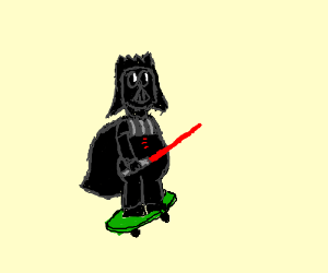 Bart Vader