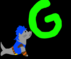 G is for seal