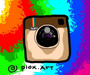 logo instagram swag