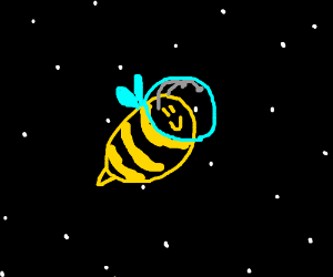 Space Bees!