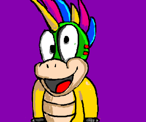 Lemmy Koopa (You can skip if you don't know)