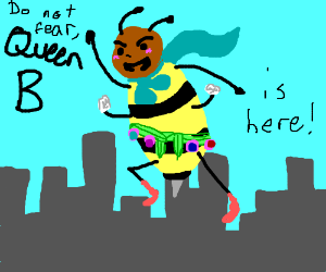 It's time to bee a hero!