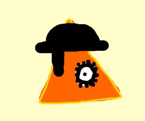 A Clockwork Dorito