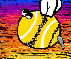 Tennis bee.