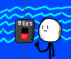 DO NOT TURN THIS INTO A BEE GAME!!!
