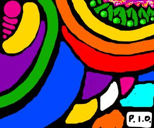 I drew this instead of prompt PIO