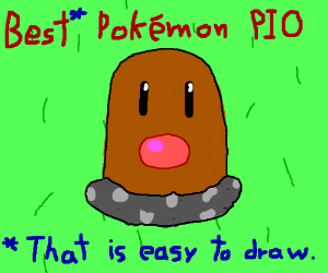 Favorite Pokémon. Pass it on.