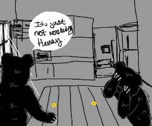 bears get divorced