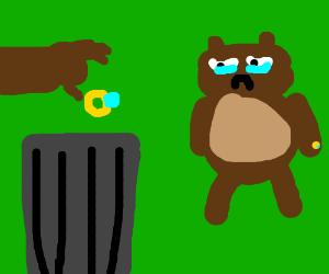 Bears get divorced.