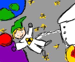 Link IN SPACE