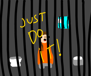 Shia LaBeouf - Yes you can break out of jail!