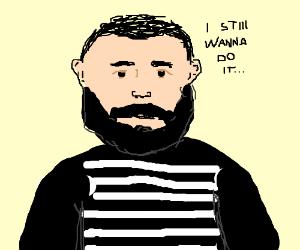 Shia Labeouf in jail still wants to do it
