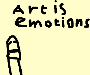 what does art mean to you