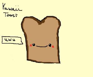 Kauai toast