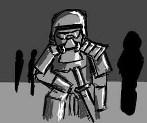 The Steel Samurai