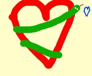 Serpentine valentine