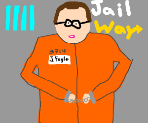 Jared Fogle from Subway