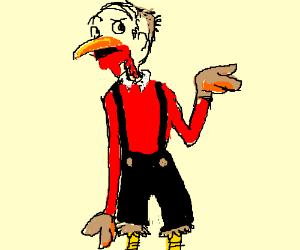 turkeyman