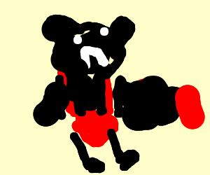 Rocky XII: Mickey's Revenge