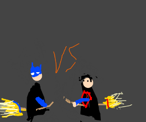 Batswitch vs Superswitch