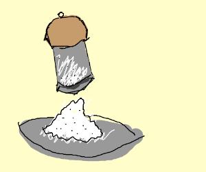 So Very Salty