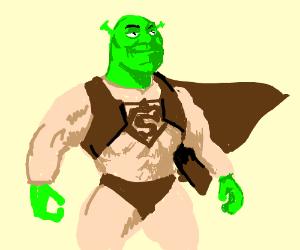 Super Shrek!