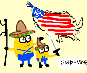 Mexican Minions invade US