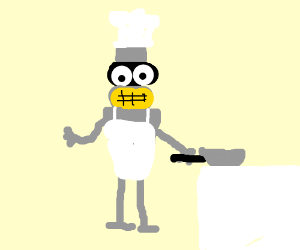 Bender the Cook