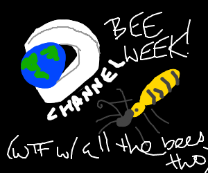 It's Bee Week on the Discovery Channel!