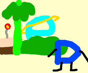 explorer spies drawception and a cake in jungl