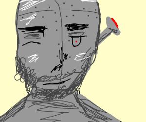 Bearded Robot