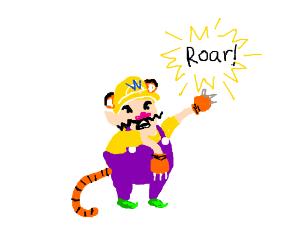 Tiger Wario