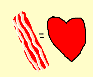 bacon <3