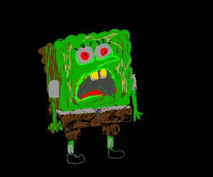 Spongebob ZombiePants