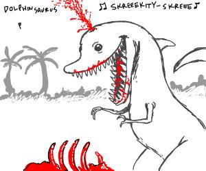 dolphinsaurus rex (pio)