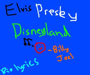 """Davy Crockett, Peter Pan..."" (pass on lyrics)"