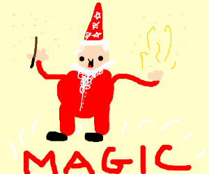 santa claus: the wizard